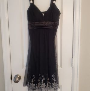 LBD with Beading